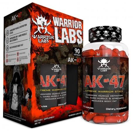 Warrior Labs - AK-47 90 kapsúl