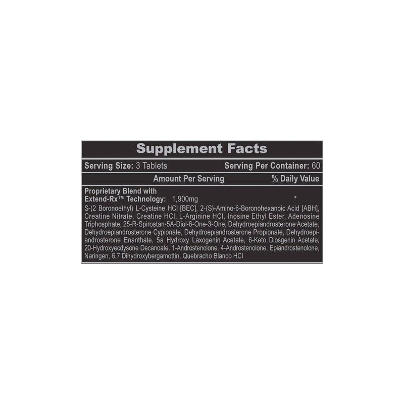 Hi - Tech Pharmaceuticals - Anavar 180 tabliet