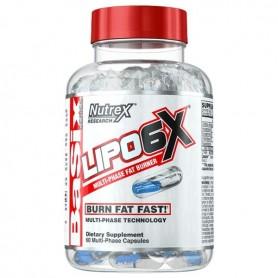 Nutrex - Lipo 6X 60 kapsúl