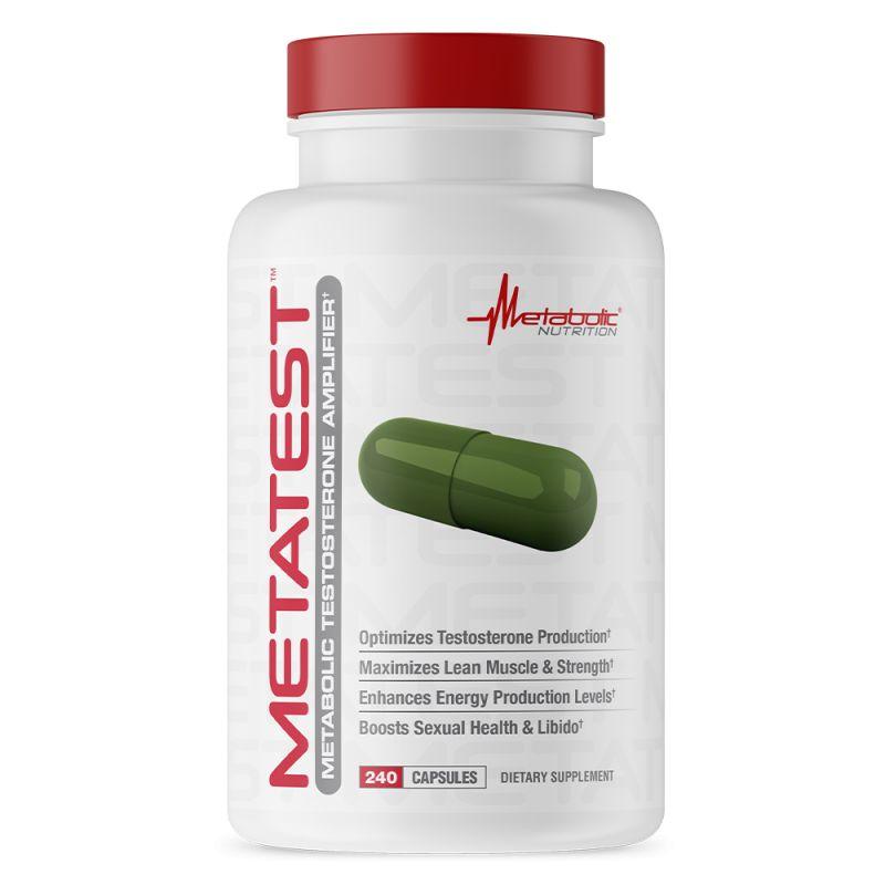 METABOLIC NUTRITION - METATEST 240 kapsúl