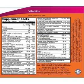 NOW Foods - Eve Multiple Vitamin Softgels 90 kapsúl