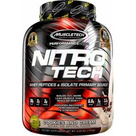 Muscletech NITRO-TECH PERFORMANCE 1800 g