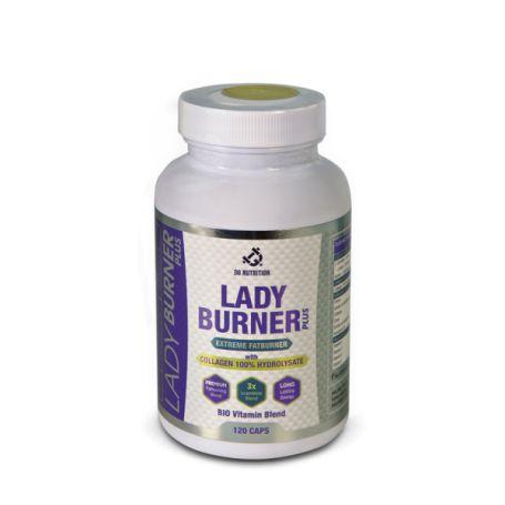 DG Nutrition - Lady Burner Plus 120 kapsúl