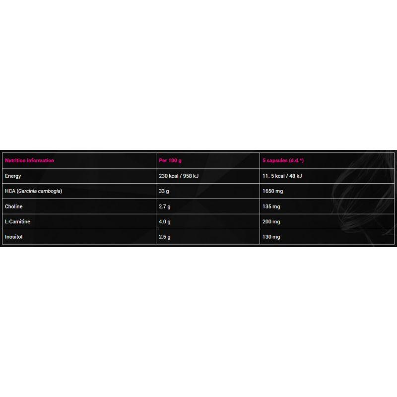 AONE Nutrition - HCA Fat Burner 60 tabliet