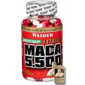 Weider MACA 5500 120 kapsúl