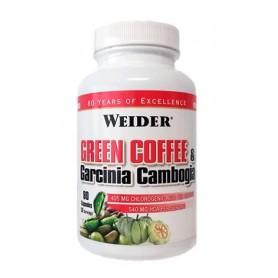 Weider - Green Coffee & Garcinia Cambogia 90 tabliet