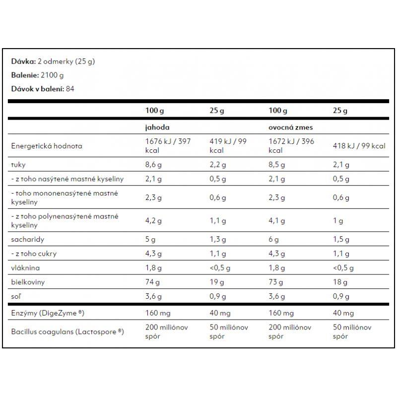 REFLEX NUTRITION - VEGAN PROTEIN 2100G