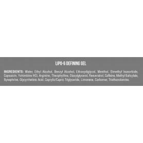 Nutrex - Lipo 6 Defining Gel