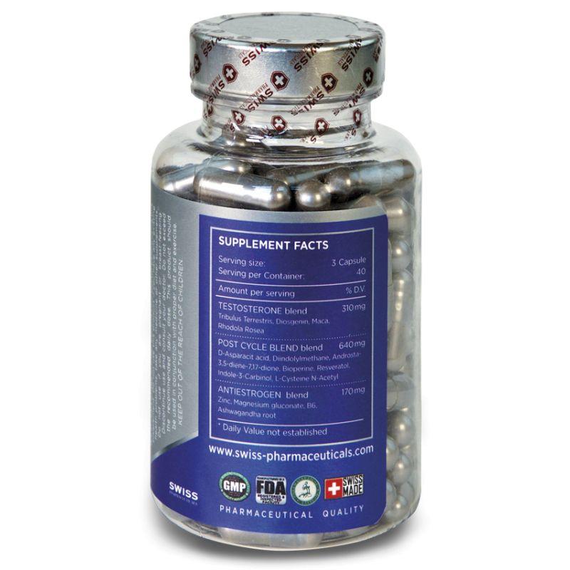 Swiss Pharmaceuticals - Ultimate PCT 120 kapsúl