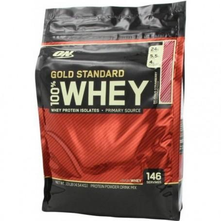 Optimum Nutrition 100 Whey Gold Standard 4540 g