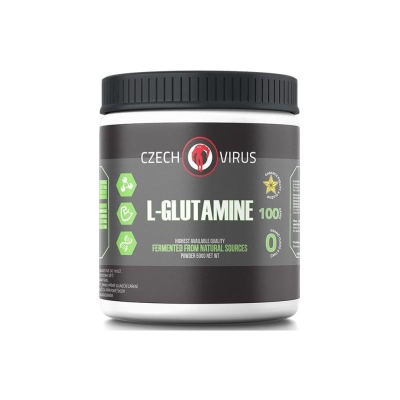 Czech Virus L-Glutamine 500 g