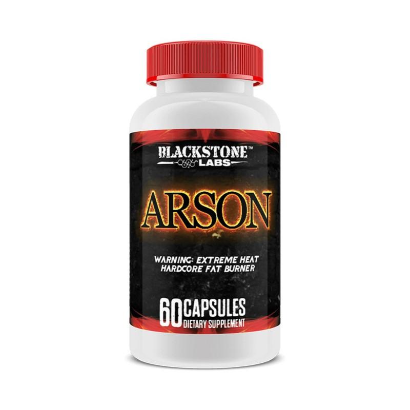 Blackstone Labs - ARSON 60 kapsúl