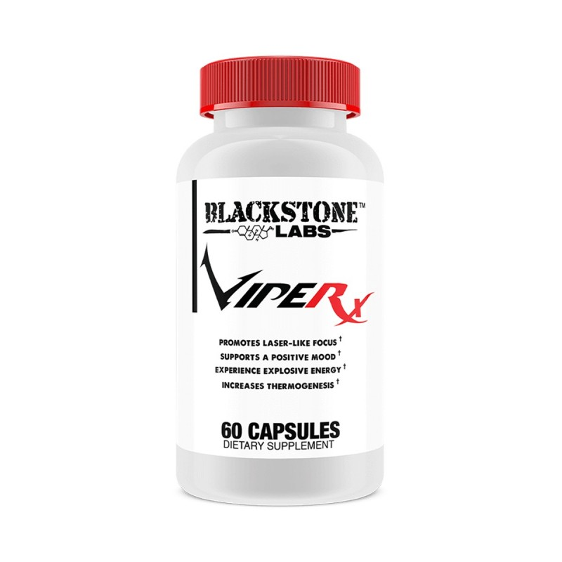 Blackstone Labs - VIPERX 60 kapsúl