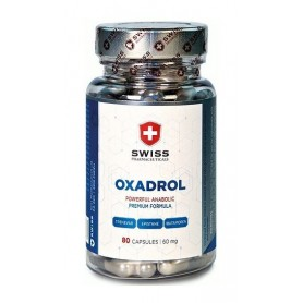 SWISS pharma OXADROL 80 tabliet