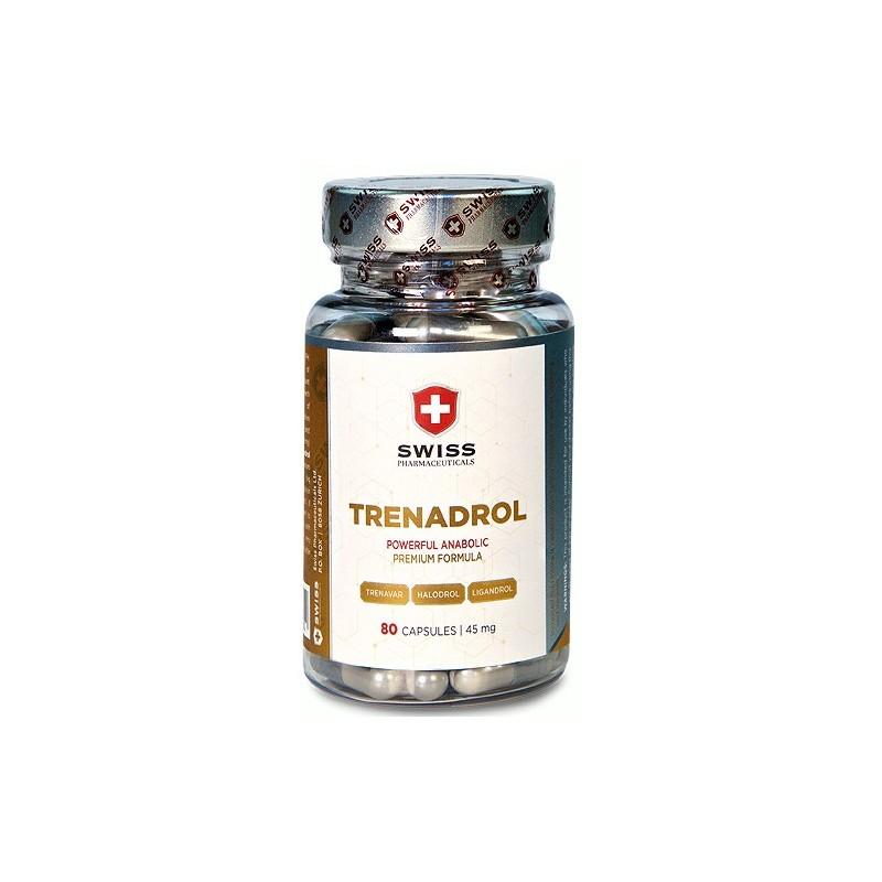 SWISS pharma TRENADROL 80 tabliet