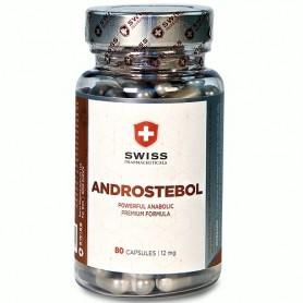 SWISS pharma ANDROSTEBOL 80 tabliet