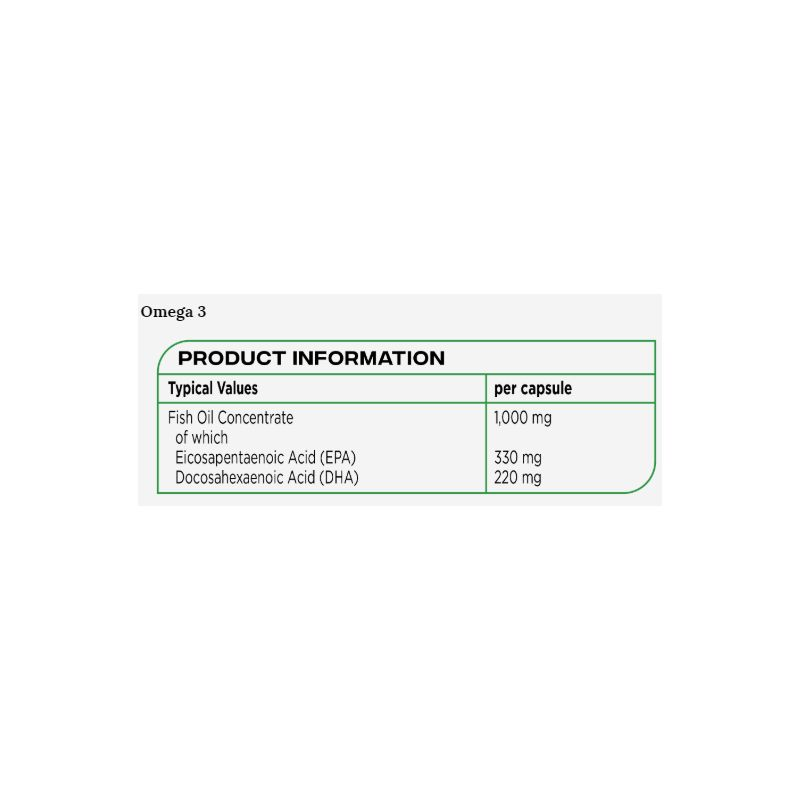 Reflex Nutrition Omega 3 1000 mg 90 kapsúl