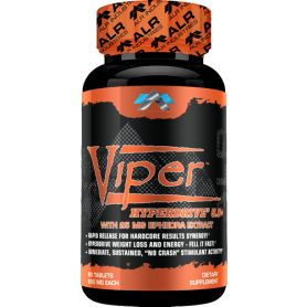 ALR Industries - Viper Hyperdrive® 5.0+ DMA 60 tabliet