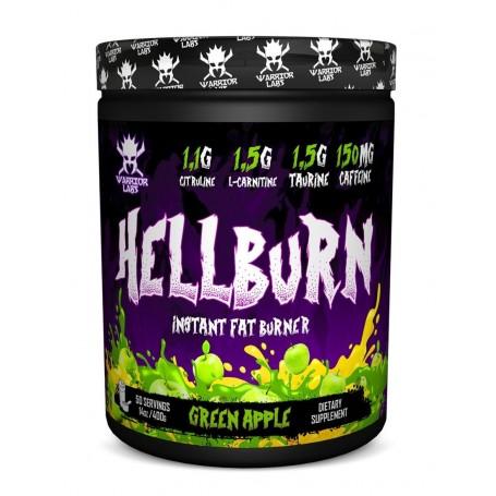 Warrior Labs Hell Burn Powder 400 g