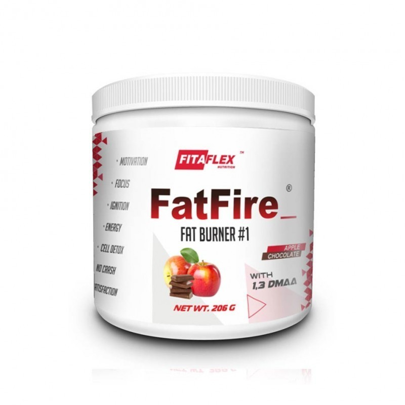 FitaFlex Nutrition - Fatfire 206g