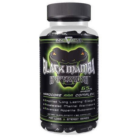 Black mamba dm-AA 90 kapsúl
