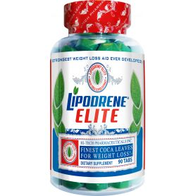 Hi - Tech Pharmaceuticals - Lipodrene Elite DMAA 90 tabliet