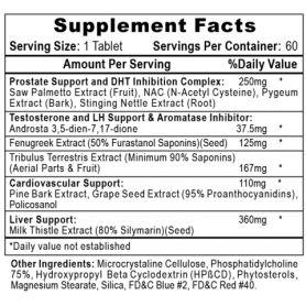 Hi-Tech Pharmaceuticals Arimiplex 60 tabliet