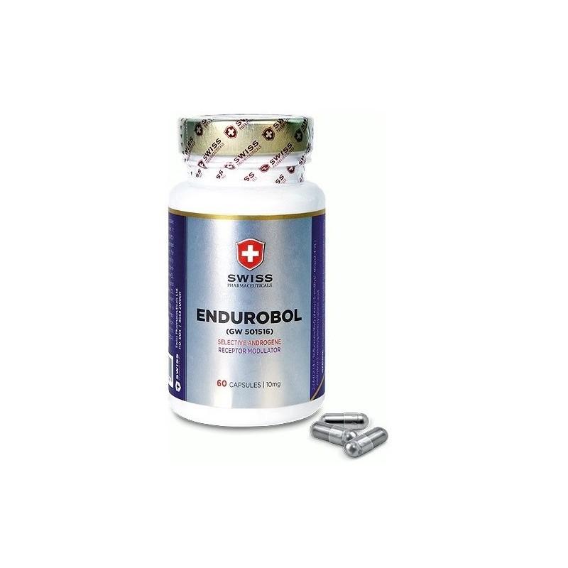 Swiss Pharmaceuticals ENDUROBOL GW 501516 60 kapsúl
