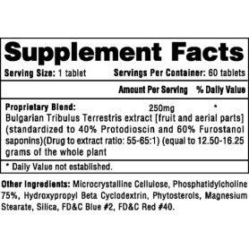 Hi-Tech Pharmaceuticals TRIBESTERONE