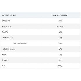 Chevron Nutrition 100% Whey Pure Effect 2000g