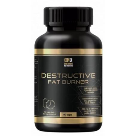 Chevron Nutrition Destructive Fat Burner 90 kapsúl
