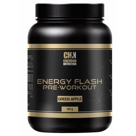 Chevron Nutrition Energy Flash PRE-WORKOUT 500g