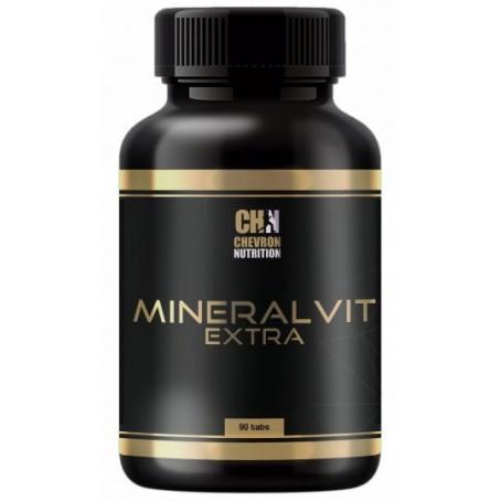Chevron Nutrition MineralVit EXTRA 90 tabliet