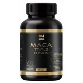 Chevron Nutrition Maca Triple Fusion 90 kapsúl
