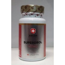 SWISS PHARMACEUTICALS SUPERDROL 80 KAPSÚL