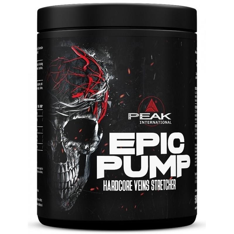 Peak Performance - Epic Pump 500 g
