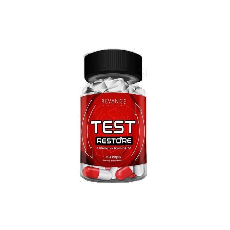 Revange Nutrition Test Restore 60 kapsúl