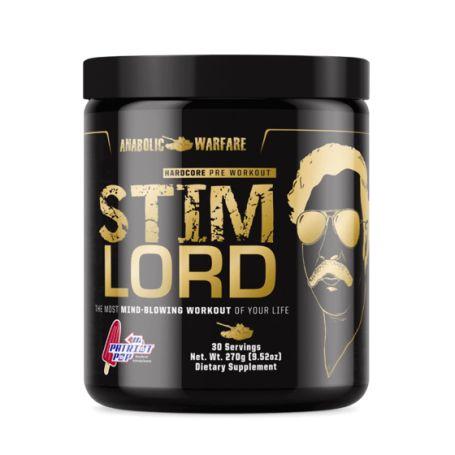 Anabolic Warfare - STIM LORD 270 G
