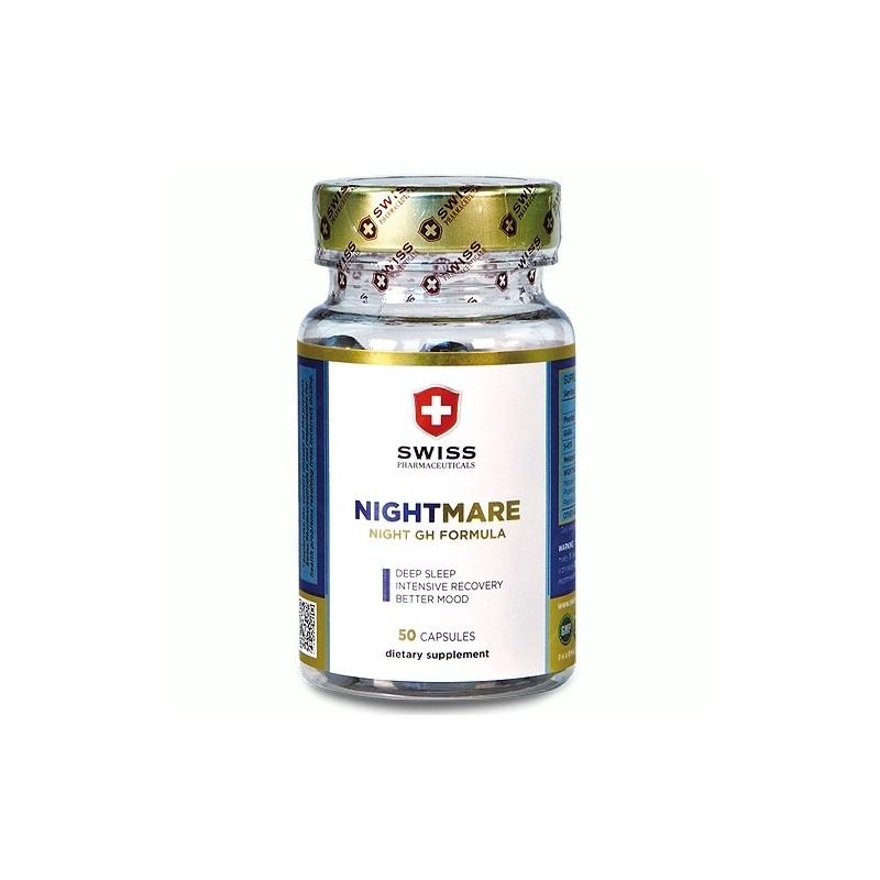 Swiss Paharmaceuticals - Nightmare 50 kapsúl