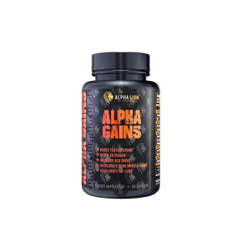 Alpha Lion Alpha Gains 60 kapsúl