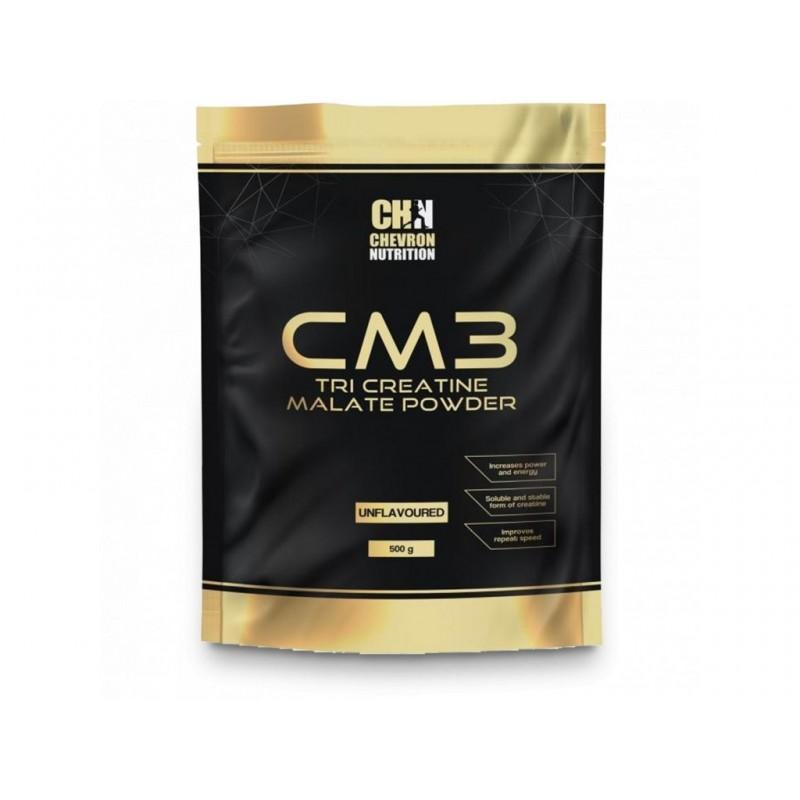 Chevron Nutrition - CM3 Tri Creatine Malate Powder 500 g