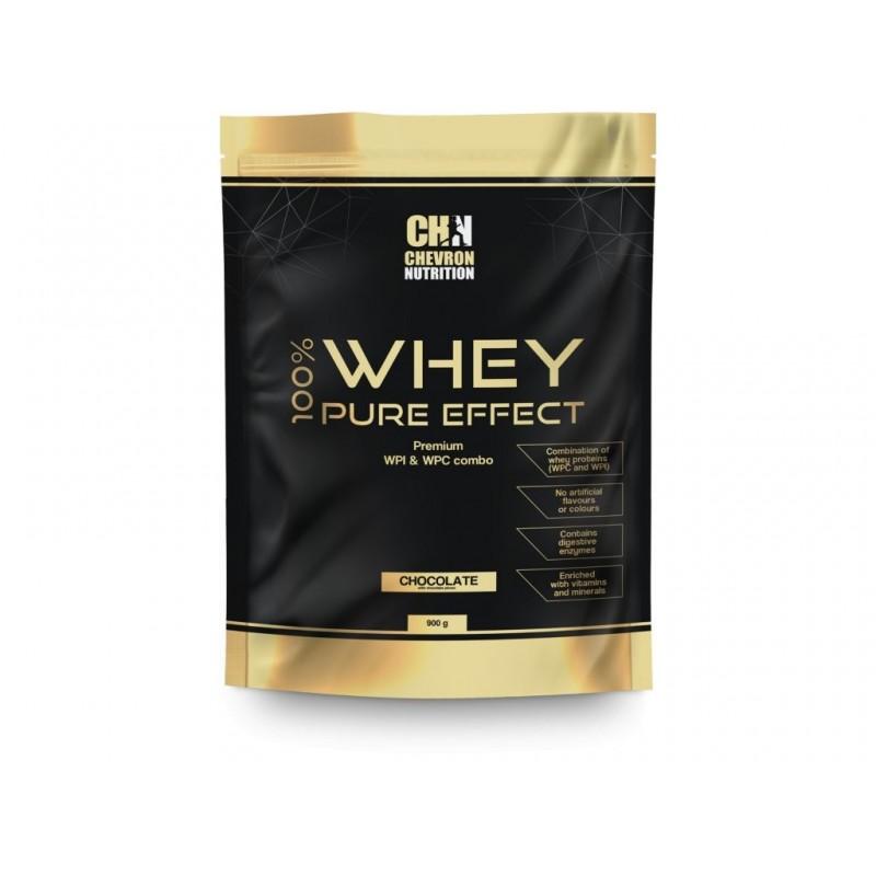 Chevron Nutrition - 100 % Whey Pure Effect 900 g
