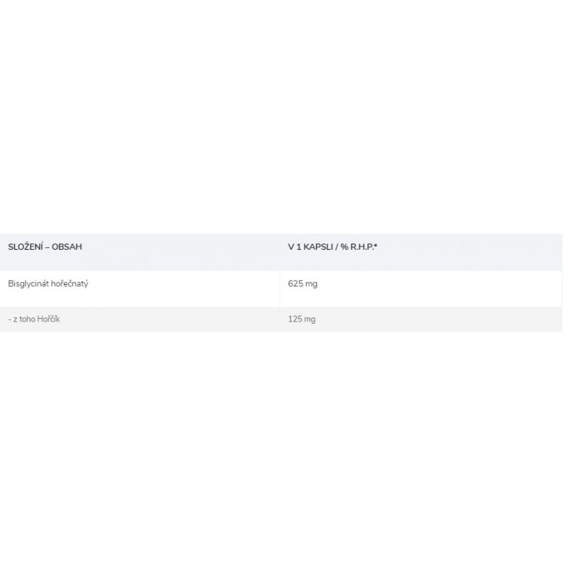 Chevron Nutrition - Magnesium chelate 375 mg