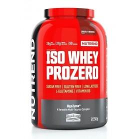 Nutrend - ISO Whey ProZero 2250g