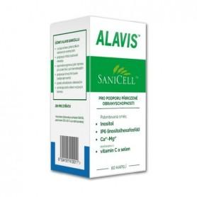 ALAVIS Sanicell 60 kapsúl