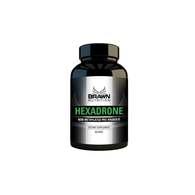 Brawn Nutrition Hexadrone 90 kapsúl