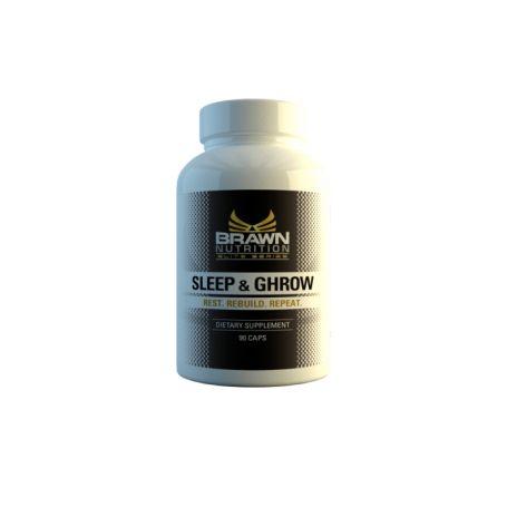 Brawn Nutrition Sleep & Ghrow 90 kapsúl