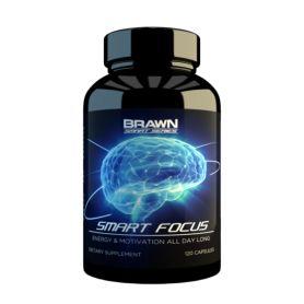 Brawn Nutrition Smart Focus 150 kapsúl