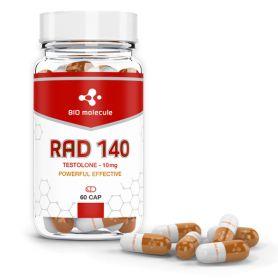 Bio Molecule - RAD 140 60 kapsúl
