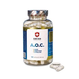 Swiss Pharmaceuticals - A.O.C - 180 kapsúl